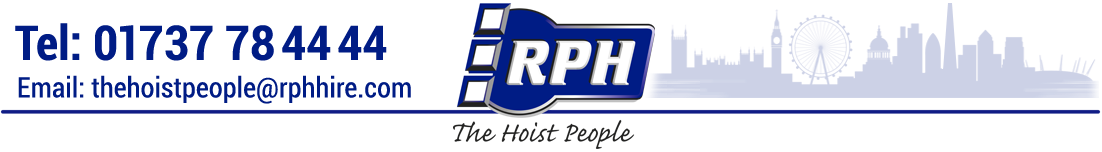RPH Hire Services Logo